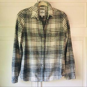 AEO Slim Fit Flannel